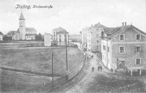 Itzling-Kirchenstrasse